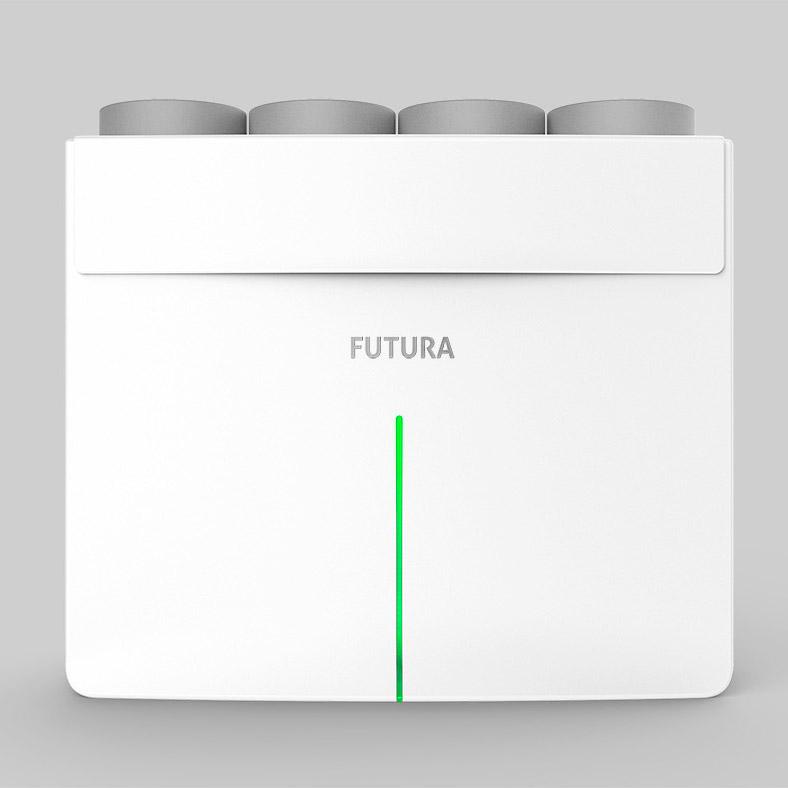 Rekuperačná jednotka Futura Jablotron